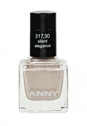 Лак для ногтей Anny. Цвет: серый