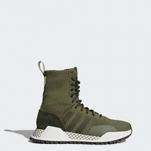 Ботинки F/1.3 Primeknit  Originals adidas. Цвет: оливковый