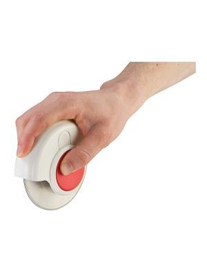 Нож 360 градусов (для пиццы или трав) Dexam. Цвет: белый