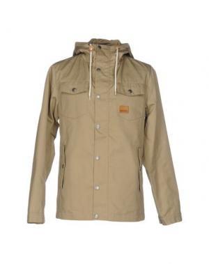 Куртка ENCORE. Цвет: хаки
