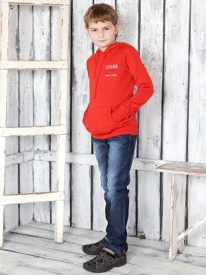 Пуловер 80 LVL. Цвет: оранжевый