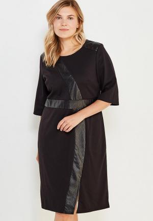 Платье Svesta. Цвет: черный