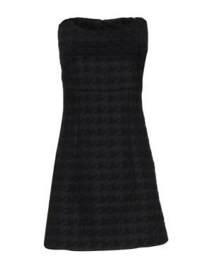 Короткое платье GOSSIP. Цвет: черный