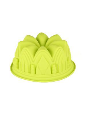 Форма для запекания (зеленая) PATRICIA. Цвет: зеленый