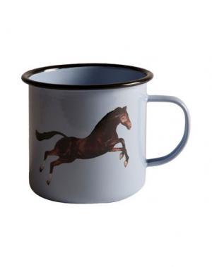 Для чая и кофе SELETTI. Цвет: небесно-голубой