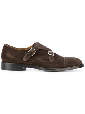 Туфли Монки Doucals Doucal's. Цвет: коричневый