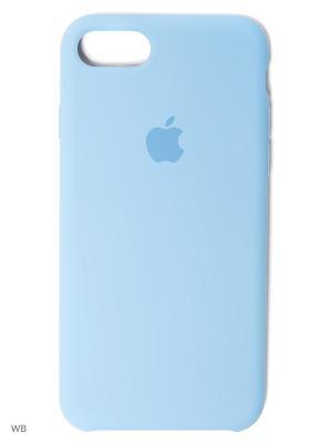 Чехол (клип-кейс) Apple для  iPhone 7 MQ0J2ZM/A, лазурный. Цвет: лазурный
