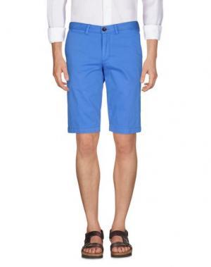 Бермуды WEB. Цвет: пастельно-синий