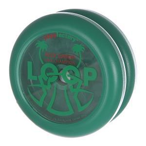 Йо-йо  Loop Green Aero-Yo. Цвет: зеленый