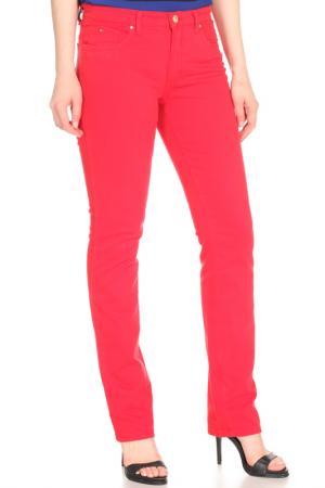 Джинсы Trussardi Jeans. Цвет: красный