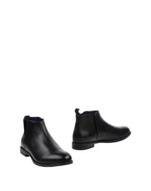 Полусапоги и высокие ботинки MARCO BARBABELLA. Цвет: черный