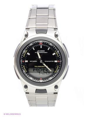 Часы Casio AW-80D-1A. Цвет: черный
