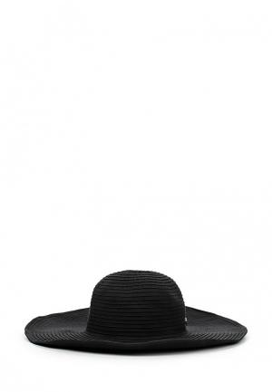 Шляпа Seafolly Australia. Цвет: черный