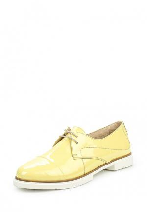 Ботинки Matt Nawill. Цвет: желтый