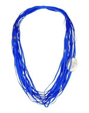 Ожерелье MARIA CALDERARA. Цвет: синий