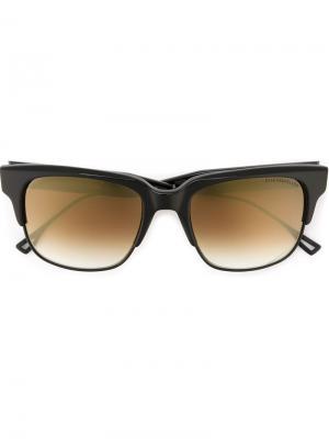 Солнцезащитные очки Traveller Dita Eyewear. Цвет: чёрный