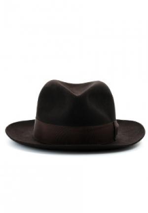 Шляпа PAL ZILERI. Цвет: коричневый