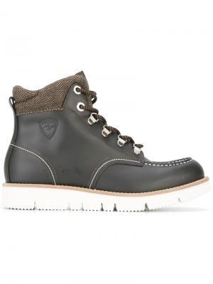 Ботинки Gravity 45 Rossignol. Цвет: коричневый