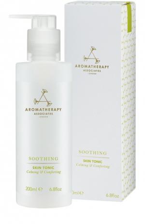 Успокаивающий освежающий тоник Soothing Skin Tonic Aromatherapy Associates. Цвет: бесцветный