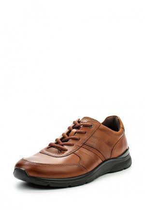 Кроссовки Ecco. Цвет: коричневый
