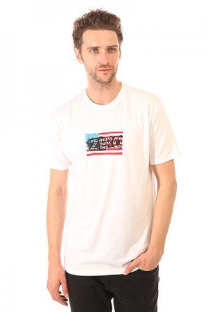 Футболка  American Punk Premium White Zero. Цвет: белый