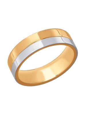 Обручальное кольцо SOKOLOV 110116