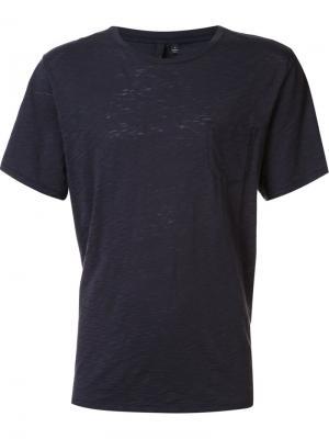Классическая футболка Joes Jeans Joe's. Цвет: чёрный
