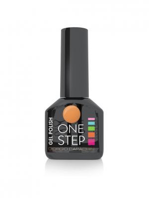 Однофазный гель-лак One Step №71, 6 мл GIORGIO CAPACHINI. Цвет: терракотовый