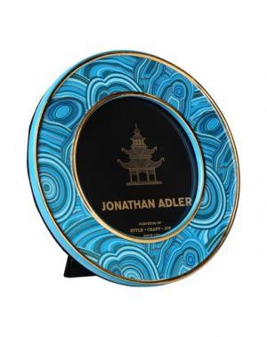 Рамка JONATHAN ADLER. Цвет: лазурный