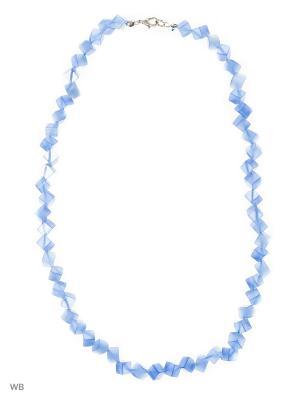 Ожерелье Jana Duff. Цвет: синий