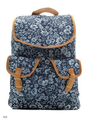 Рюкзак PlayToday. Цвет: синий, коричневый, голубой