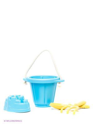 Набор для песочницы Green Toys. Цвет: голубой, желтый