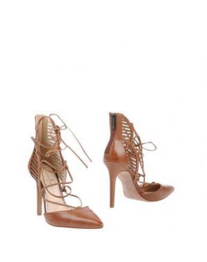 Туфли JESSICA SIMPSON. Цвет: коричневый