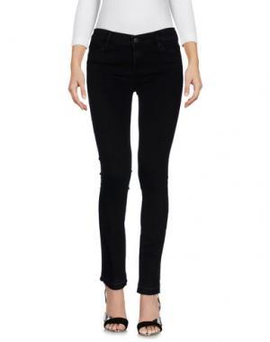 Джинсовые брюки # 7.24. Цвет: черный