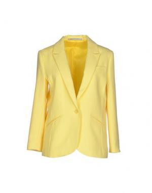 Пиджак TIGER OF SWEDEN. Цвет: желтый