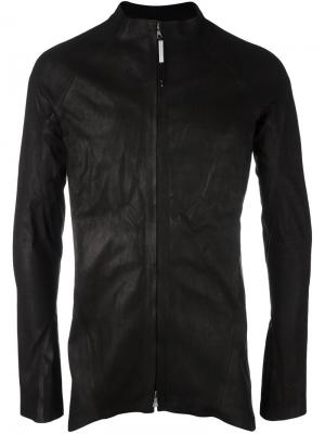 Куртка с застежкой-молнией Isaac Sellam Experience. Цвет: чёрный
