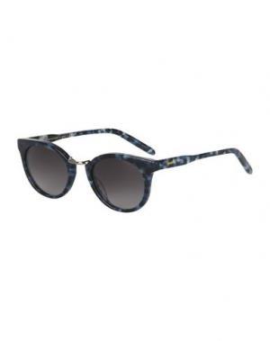 Солнечные очки SPEKTRE. Цвет: темно-синий