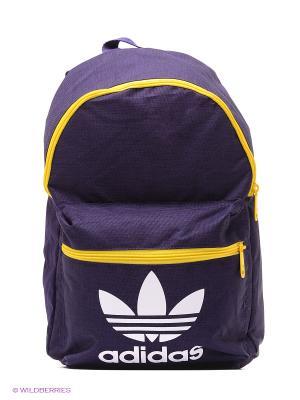 Рюкзак Classic Bp Ac Adidas. Цвет: фиолетовый