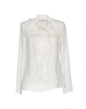 Pубашка SOUVENIR. Цвет: белый