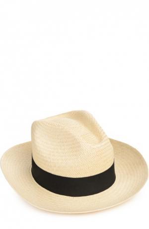 Шляпа пляжная Artesano. Цвет: черный