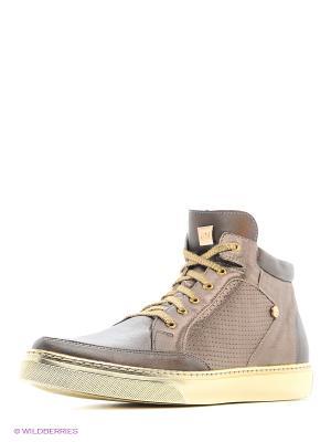 Ботинки Goergo. Цвет: золотистый