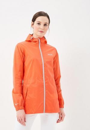 Куртка Regatta. Цвет: оранжевый
