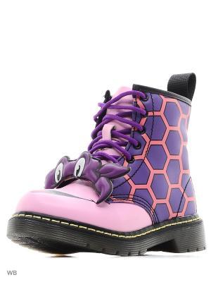 Ботинки Vitacci. Цвет: фиолетовый