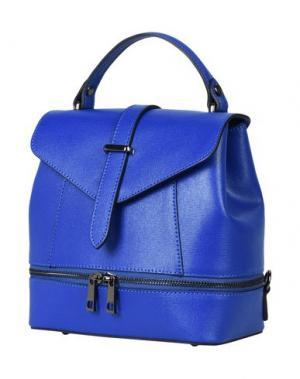 Рюкзаки и сумки на пояс PARENTESI. Цвет: ярко-синий