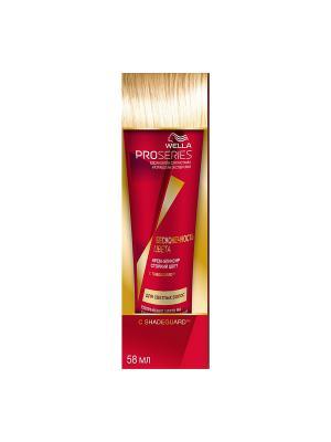 Крем-эликсир Стойкий цвет для светлых окрашенных волос PRO SERIES БЕСКОНЕЧНОСТЬ ЦВЕТА 58мл WELLA. Цвет: красный