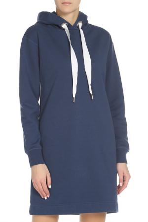 Платье Marc by Jacobs. Цвет: синий