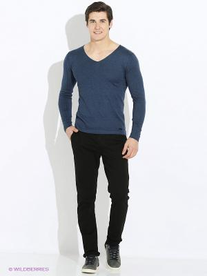 Пуловер Mezaguz. Цвет: синий