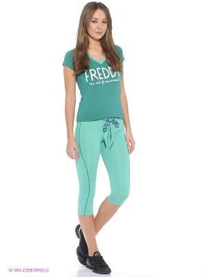 Комплект одежды Freddy. Цвет: зеленый