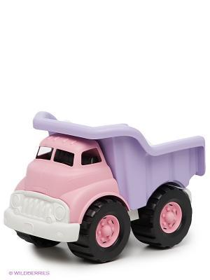 Машина Самосвал Green Toys. Цвет: сиреневый, розовый