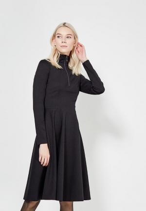 Платье Self Made. Цвет: черный